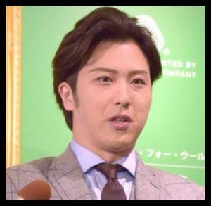 尾上松也は橋本マナミと堀越高校の同級生で仲良し?降板原因