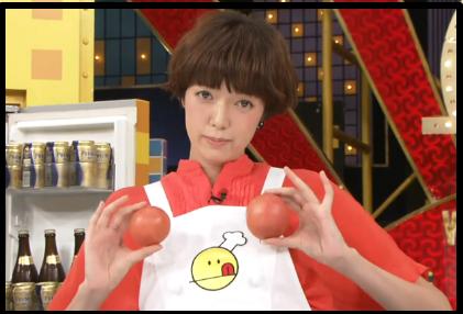 佐藤栞里トマトカップ