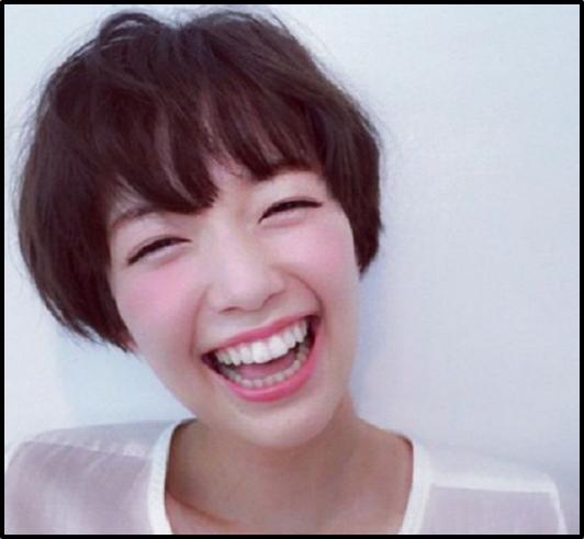 佐藤栞里笑顔