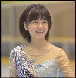小芝風花スケート2