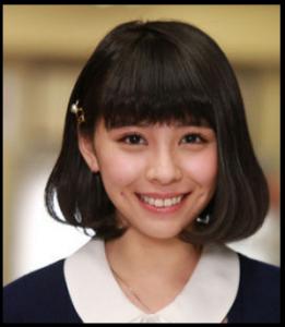 田中麗奈髪型