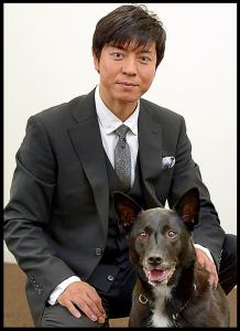 上川隆也犬ノワール