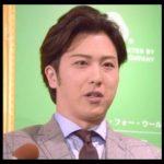 尾上松也は橋本マナミと堀越高校の同級生で仲良し?降板原因は三吉?