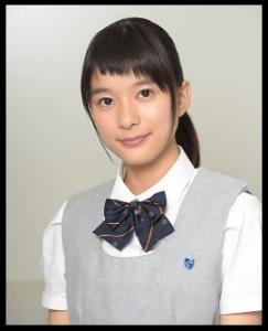 芳根京子前髪