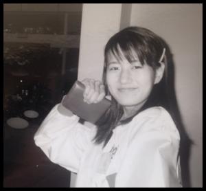 馬場典子アナ若い頃