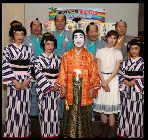 バカ殿2016腰元女出演