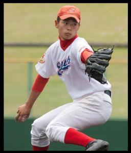 山岡泰輔選手