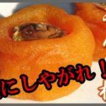 大野智の作ってみよう!あんぽ柿とは?作り方や味は?【嵐にしやがれ】