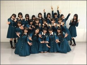 欅坂46紅白