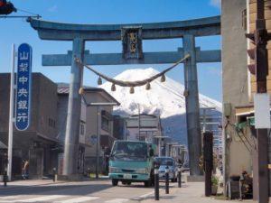 ほっしゃん富士山