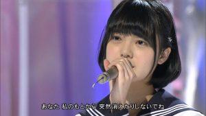 平手友梨奈FNS歌謡祭