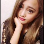 石垣千菜美がハーフモデルでかわいい!彼氏のプリクラ画像が流失?